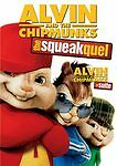 Alvin and the Chipmunks: The Squeakquel (DVD, 2010, Widescreen).