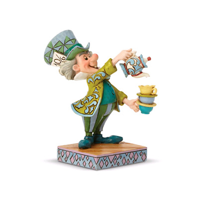 "Disney Tradition Statuina "" Mad Hatter "" 6001273"