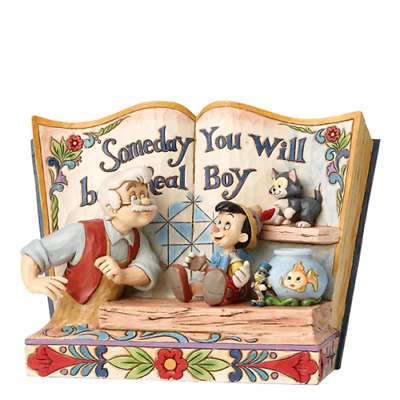 "Disney Tradition Statuina "" Someday You Will Be A Real Boy"" 4057957"