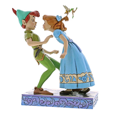 "Disney Tradition Statuina ""An Unexpected Kiss"" 4059725"