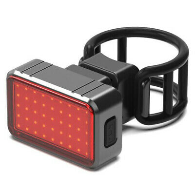 Multi-function USB Bike Riding Tail Light Lamp Motorcycle Mountain Road Bicycle