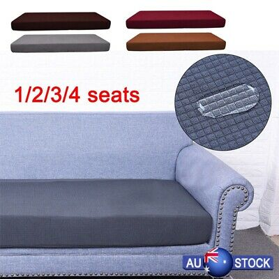 Waterproof Stretchy Sofa Seat Couch Covers Lounge Protector Slipcovers for Home