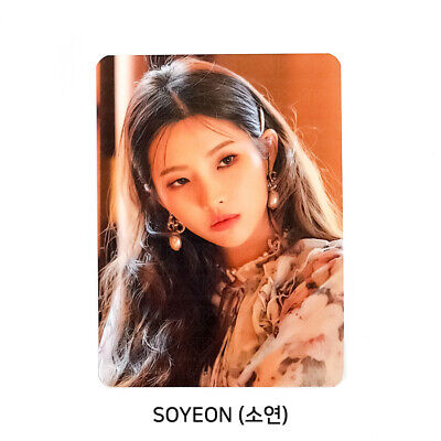 (G)I-DLE 2nd mini album 'I MADE' Official Photocard - SOYEON