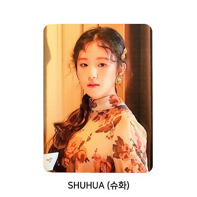 (G)I-DLE 2nd mini album 'I MADE' Official Photocard - SHUHUA