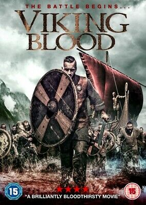 Viking Blood  (Dvd) (New) (Released 4Th March) (Free Post)