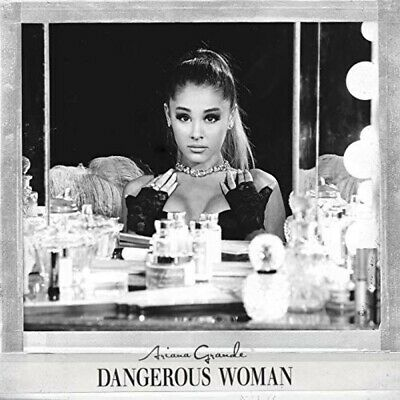 ARIANA GRANDE Dangerous Woman with Bonus Tracks Total 18 tracks JAPAN CD