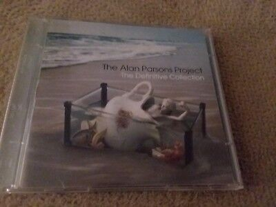 The Alan Parsons Project,  A Definate Collection, used cd