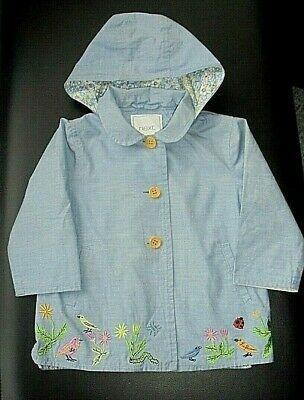 458f18ef9 BABY GIRLS NEXT Spring   Summer Coat   Jacket 12-18 Months - £0.99 ...