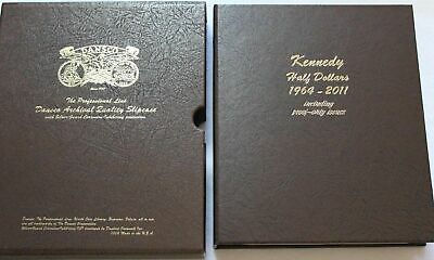 1964-2017  Complete Kennedy Half Set Pds&s