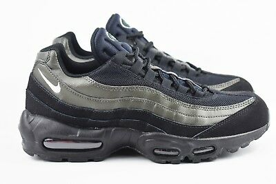 save off f91d2 bbd2c NIke Air Max 95 Essential Mens Size 8.5 Shoes Black Sequoia 749766 034