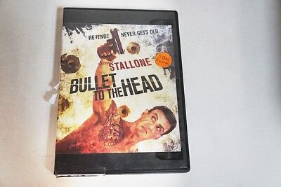 Bullet To The Head Dvd / Stallone 2013 Rated R