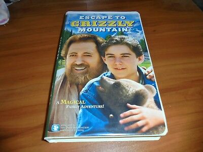 escape to grizzly mountain movie review