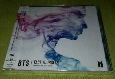 BTS Face Yourself Japan CD