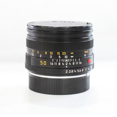 [Near Mint!!!] Leica SUMMICRON-R 50mm f/2 MF Lens#384...#Germany