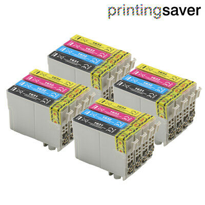 Lot Ink Cartridges for Epson Workforce WF-2010W WF-2520WF WF-2630WF WF-2750DWF
