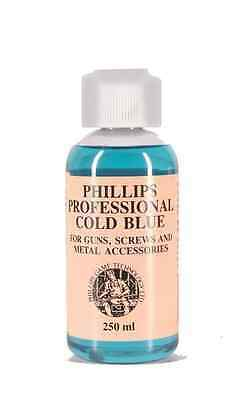 Phillips Professional Cold Blue bottle (250ml)