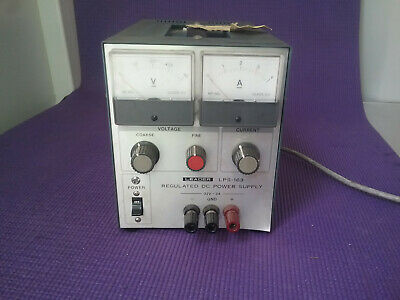 Vintage Leader LPS-163 Regulated DC Power Supply 240V 3A