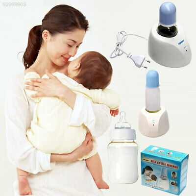 05F6 Baby Infant Bottle Warmer Heater Hot For Milk Food Constant Temperature