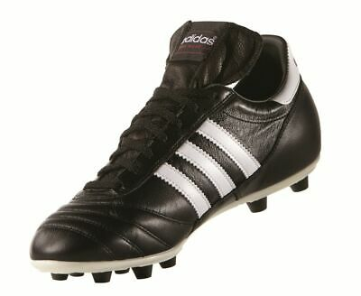 d8fdb74e3aa9 Adidas Mens Copa Mundial Firm Ground Leather Football Soccer Boots Cleats  Black