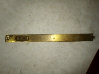 bookcase bolts, light weight, 15 cm, antique (DH52)