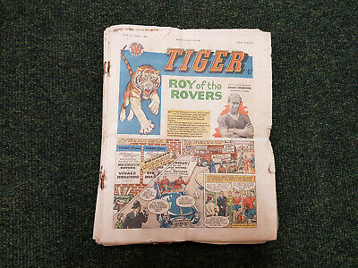 TIGER COMIC super set of 50 issues for 1961 - LOOK!