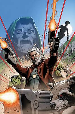 Old Man Quill #3 (Of 12) Marvel Comics