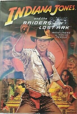 Indiana Jones and the Raiders of the Lost Ark [DVD] Special Edition Bilingual