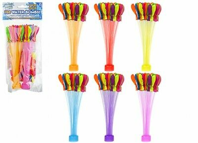 74-148 Fast Fill Magic Water Balloons Self Tying Water Bombs Summer Toys Outdoor