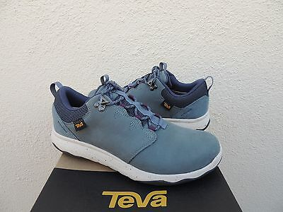 9e4598995bb7 TEVA VINTAGE BLUE Arrowood Lux Wp Leather Sneaker Boots