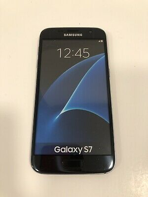 Samsung Galaxy S7 - Dummy Phone - Non-working - Display - Toy - Demo - Android