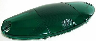 dome light lens replacement small green plastic Freightliner Cascadia 2008 & up