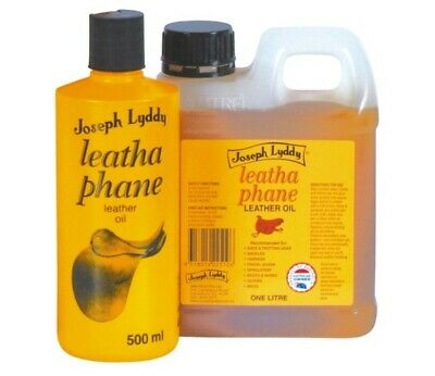 Joseph Lyddy Leathaphane Leather Oil 500ml - ALL Leather goods, Oil Restoration