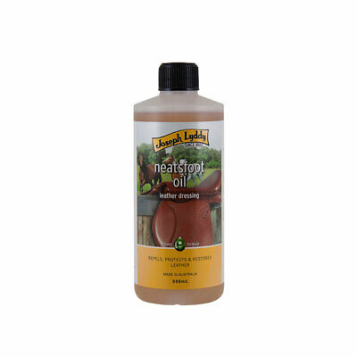 Joseph Lyddy Neatsfoot Oil Leather Oil 500ml -ALL Leather goods, Oil Restoration