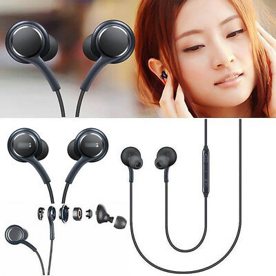 In-Ear Headphone For Samsung Galaxy S8 S8+AKG Earphone Stereo Music Headset New