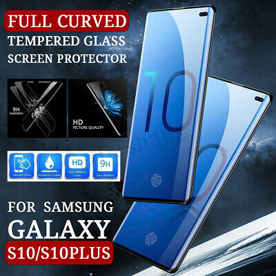 For Samsung Galaxy S10/S10 Plus Tempered Glass Camera Screen Protector Cover