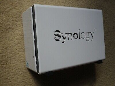 Synology DiskStation DS216SE 2 Bay NAS 800MHz CPU with 2 x 2TB WD HDD's