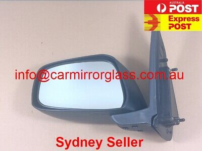 SPA ELECTRIC CHROME NEW DOOR MIRROR FOR NISSAN NAVARA D40 2005-2015 RIGHT SIDE