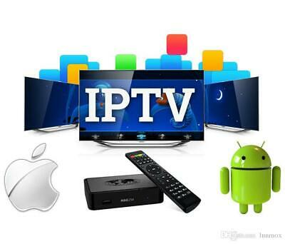 1 Year IPTV SUBSCRIPTION! 1K+ Live, 5K+ VOD, Private Server!!