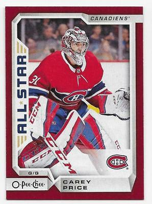 18/19 O-PEE-CHEE WRAPPER REDEMPTION RED PARALLEL (#1-600) U-Pick From List