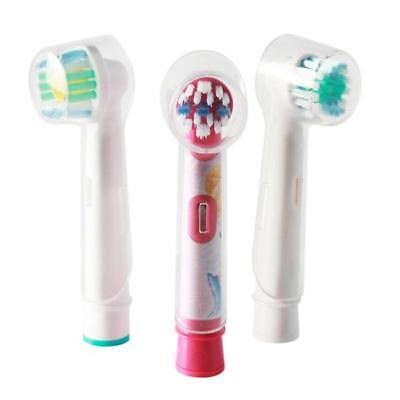 4Pcs Oral-B Replacement Brush Head Protection Cover For Electric Toothbrush J
