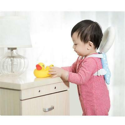 Baby Infant Toddler Walking Head Back Protection Pad Cushion  with Harness Jian