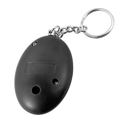 Egg Self Defense Keychain Personal Alarm Emergency Siren Song Survival Tool