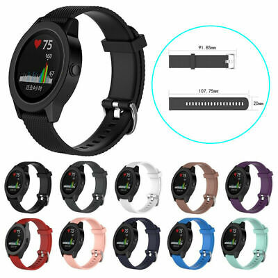 Replacement Wristband Watch Strap For Garmin Vivoactive3 vivomove HR Forerunner6