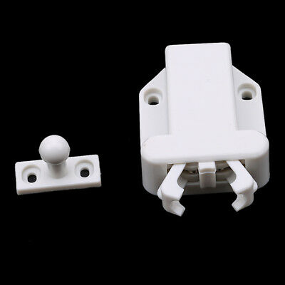 Kitchen Cupboard Push to Open Magnetic Door Drawer Cabinet Latch
