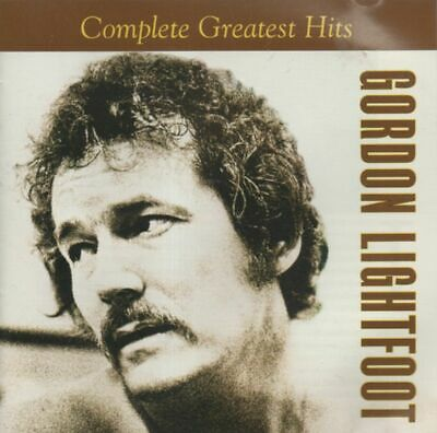 GORDON LIGHTFOOT CD 2002 20 trax COMPLETE GREATEST HITS Sundown Read My Mind