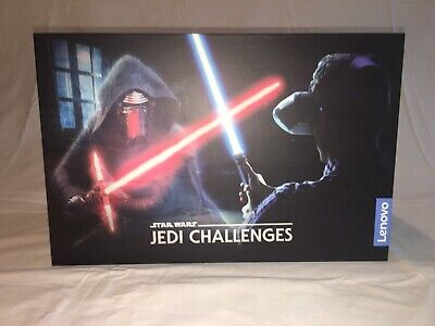 Lenovo Star Wars Jedi Challenges AR Headset - Black
