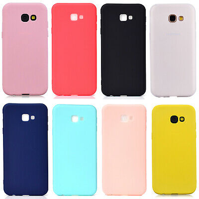 Slim Candy TPU Silicone Soft Case Cover For Samsung Note 9 S10 S9 A7 A8 A9 J4 J6