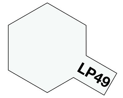 Lacquer Paint LP-49 Pearl Clear (10 ml) TC82149 - tamiya modellismo
