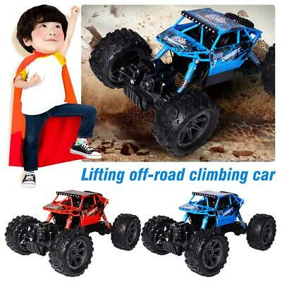 Off Road RC Rock 1/12 Scale Crawler Cars 2.4G Truck Climbing Buggy 4WD