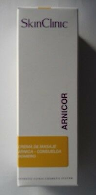 Arnicor 200ml  SKIN CLINIC Masaje, alivio de traumas